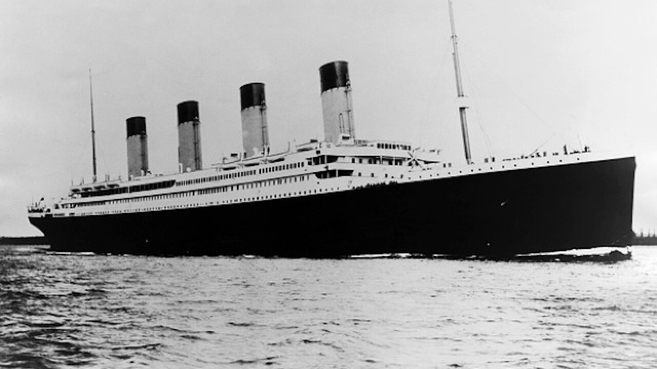 Locker key from the Titanic sells at auction for $104,000