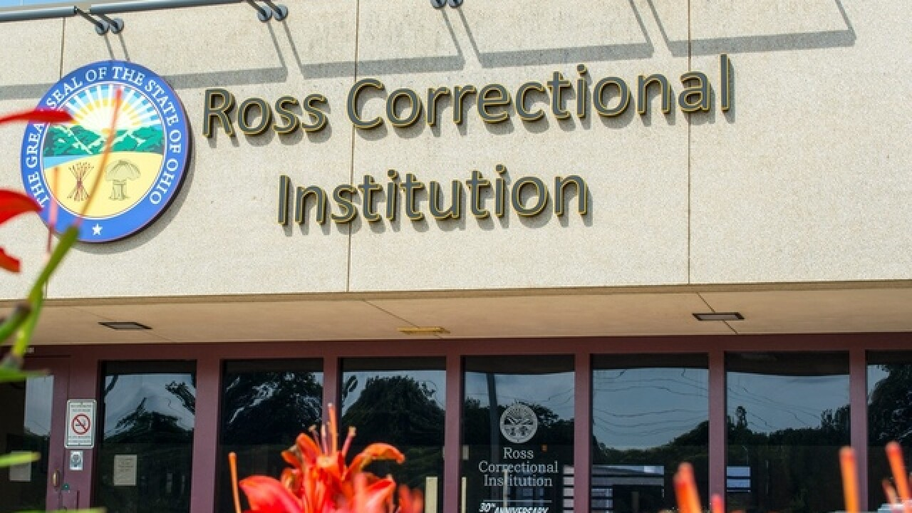 Mixture of heroin and fentanyl to blame for drug exposure at Ross Correctional Institution