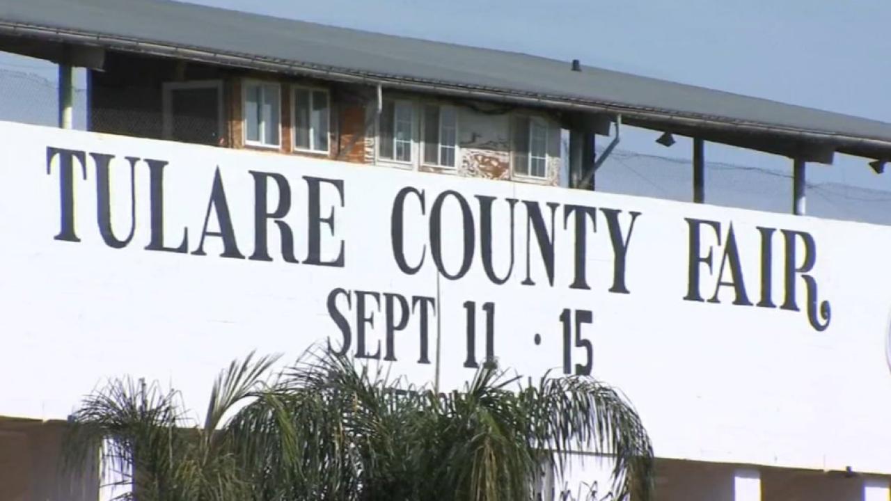 Tulare County Fair organizers enhance security following
