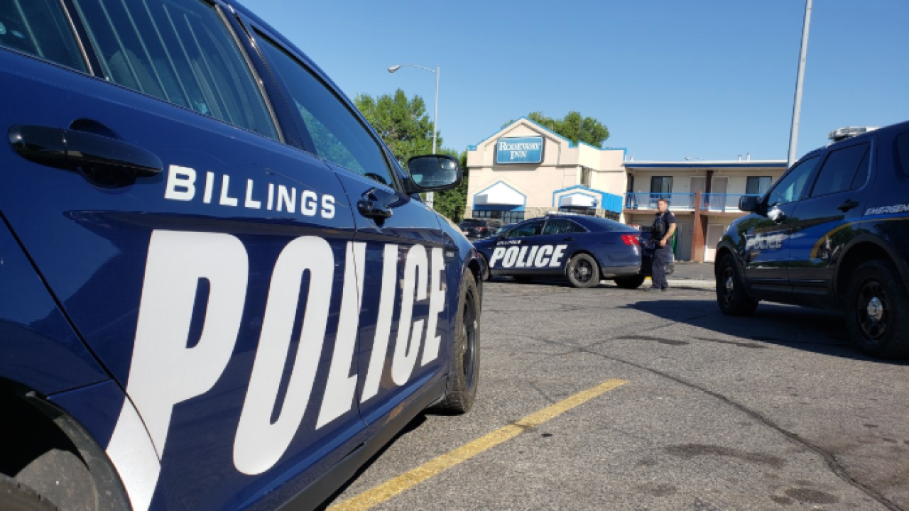 Billings police investigate distrurbance, possible shooting at motel