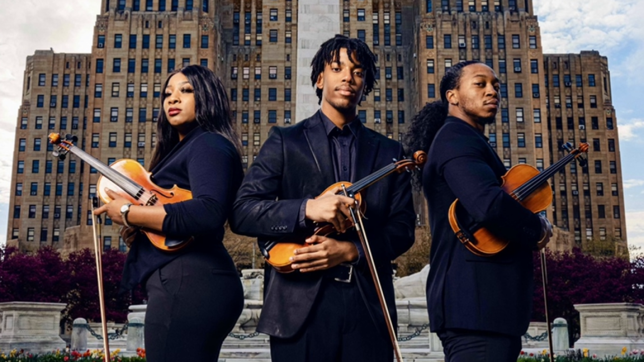 'Vibrant Strings' hopes to perform for larger crowds as Buffalo rebounds