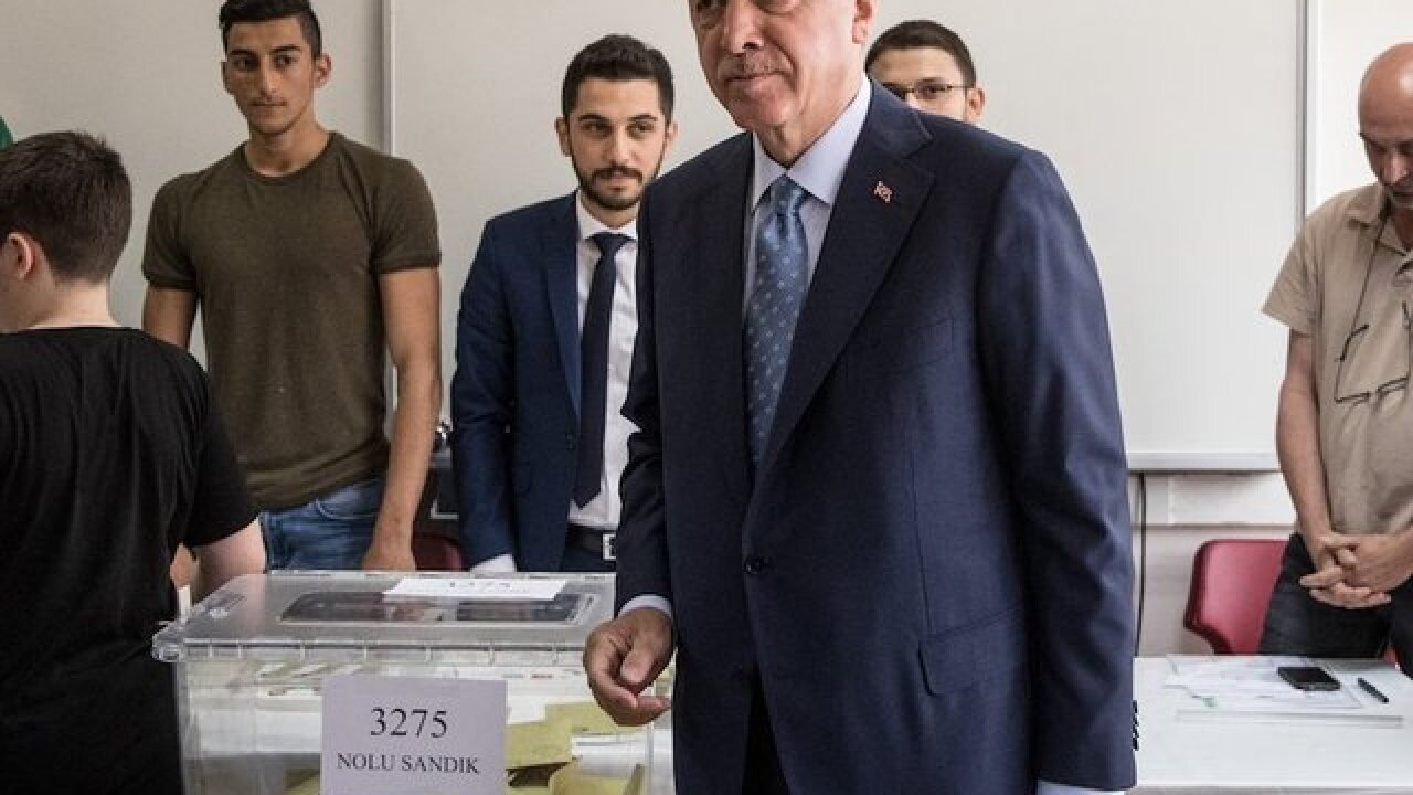 Turkey's Erdogan victorious in election that grants him unprecedented power