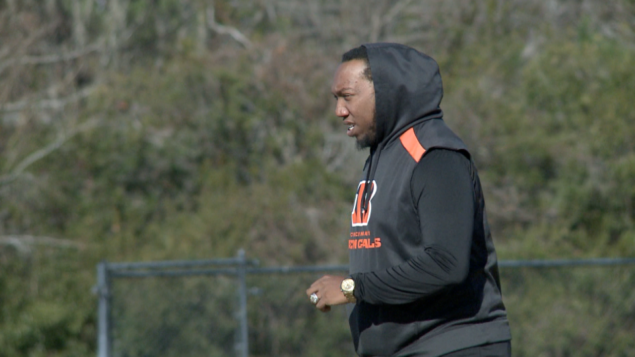 Phil's Plan: Former Oscar Smith QB Phillip Sims is invested in the next wave of youthtalent