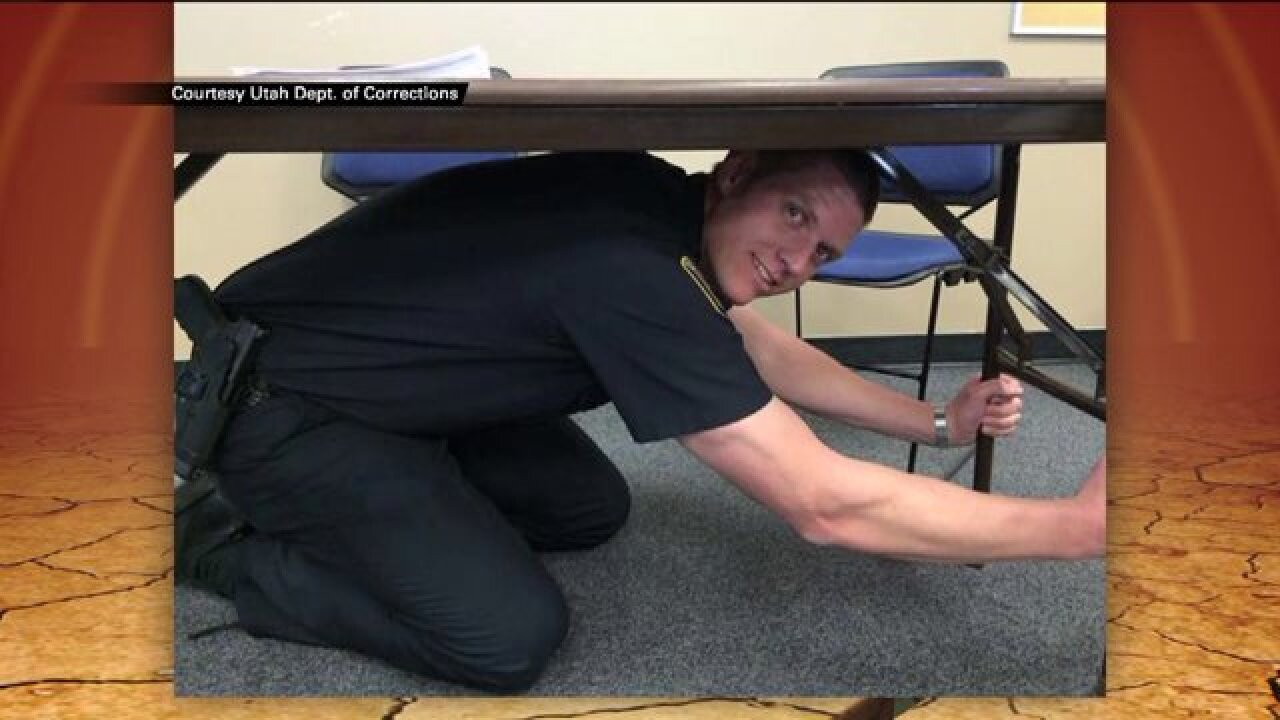 Utah sees great turnout for annual Great Shakeout