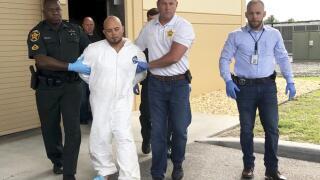 Quadruple murder suspect Bryan Riley