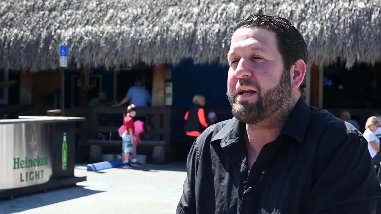 Rob Delcorio, owner of Anchor Inn, talks about getting fined for coronavirus violations