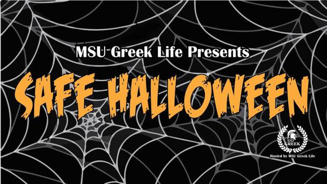 MSU Greek Community to host annual Safe Halloween street carnival for kids