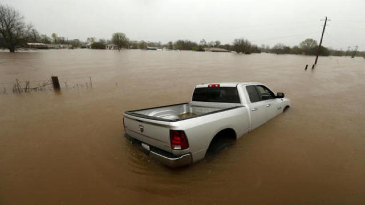 Photos: Louisiana devastated by heavy rains