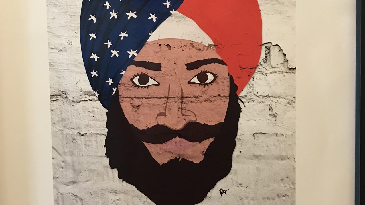 Raghead Sikh Play