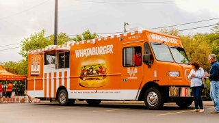 Whataburger truck