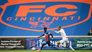 FC Cincinnati announces schedule