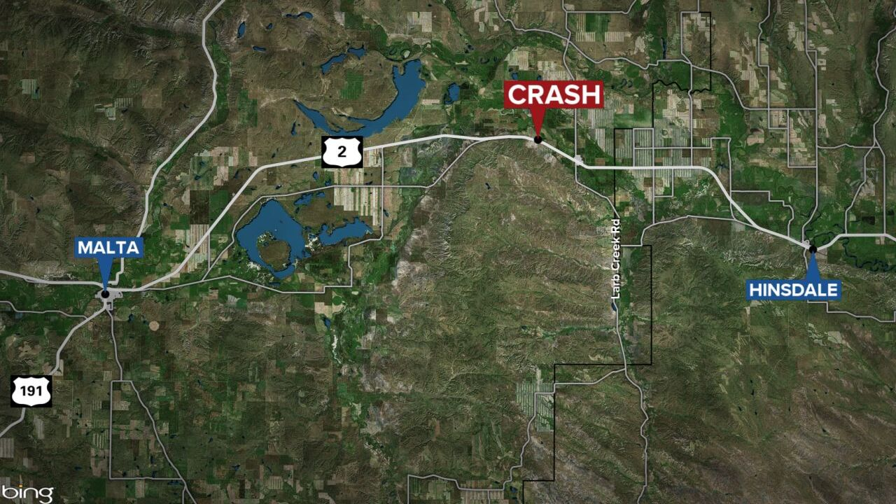 Fatal crash in Phillips County August 17 2021