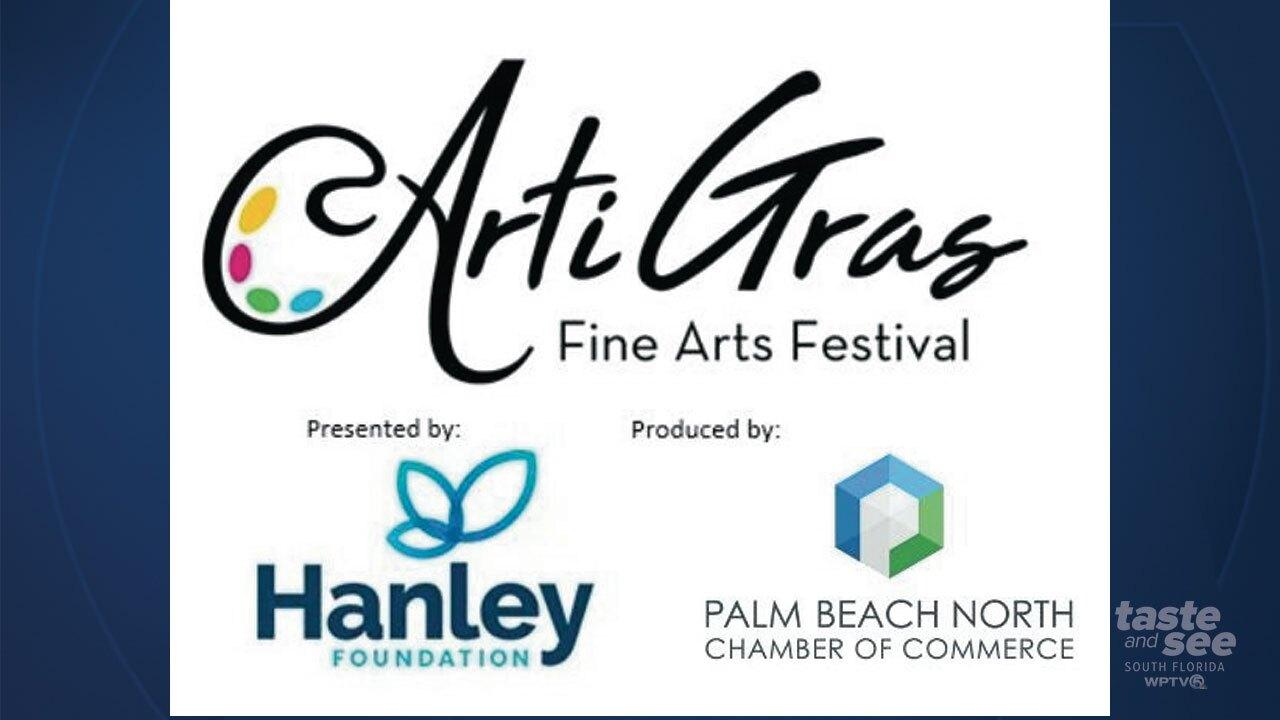 ArtiGras will be held in Palm Beach Gardens in 2021.