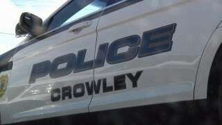 Crowley Police working overnight shooting