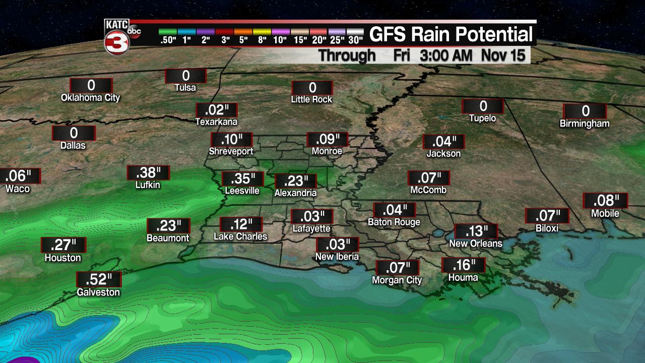 GFS Precip Potential Louisiana.png
