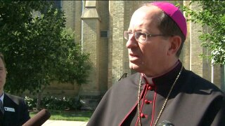 Diocese of Grand Rapids responds to Pope's comments on same-sex civil unions