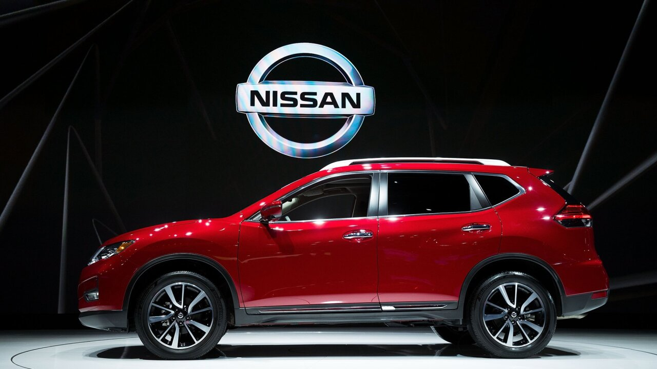 Nissan is recalling 1.23 million vehicles, including some Rogue and Altima models