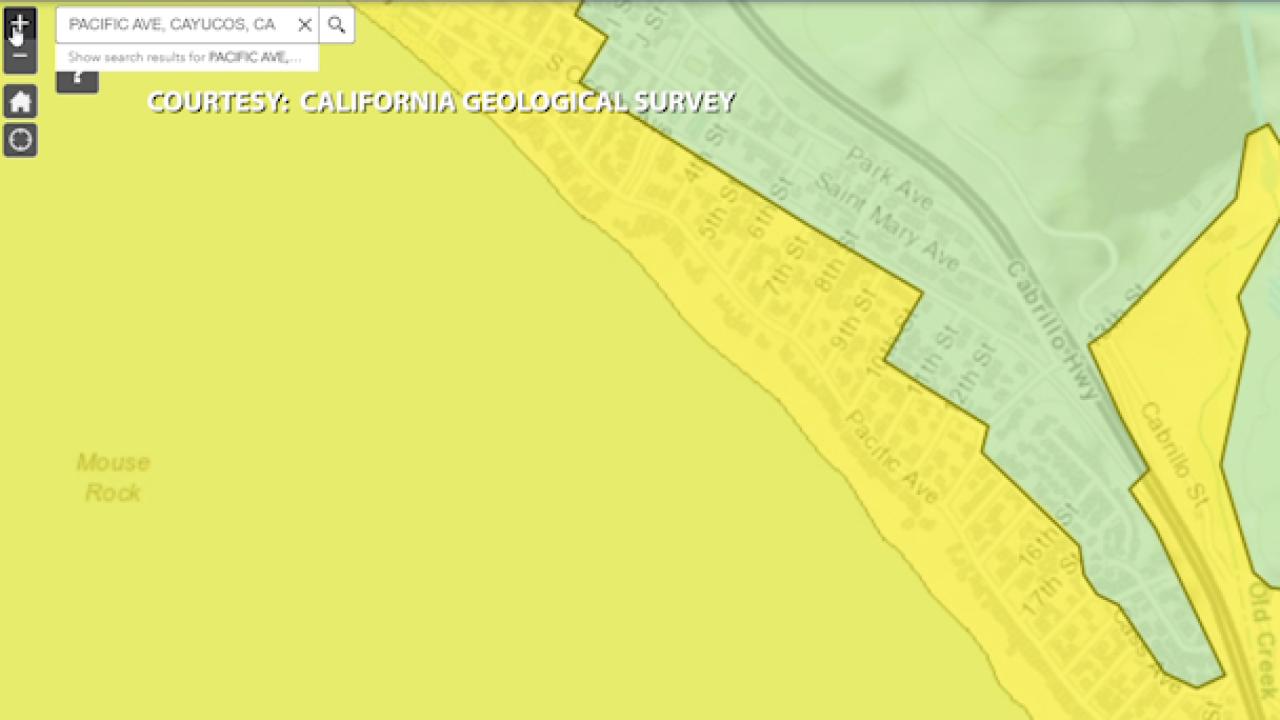 California Geological Survey releases updated Tsunami Hazard Maps