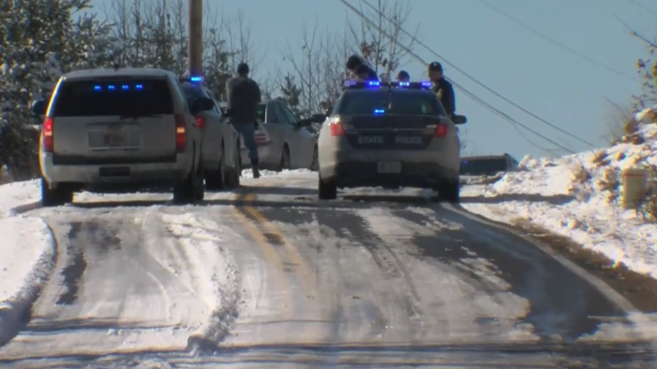 6-year-old Virginia boy dies after being hit by car while sledding