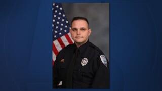 Police officer Anthony Testa