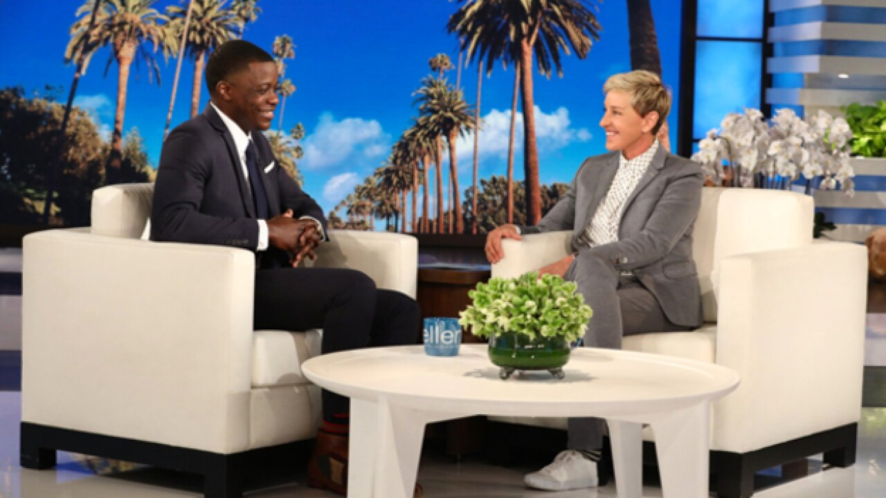 James Shaw, Waffle House shooting, hero honored on Ellen Show