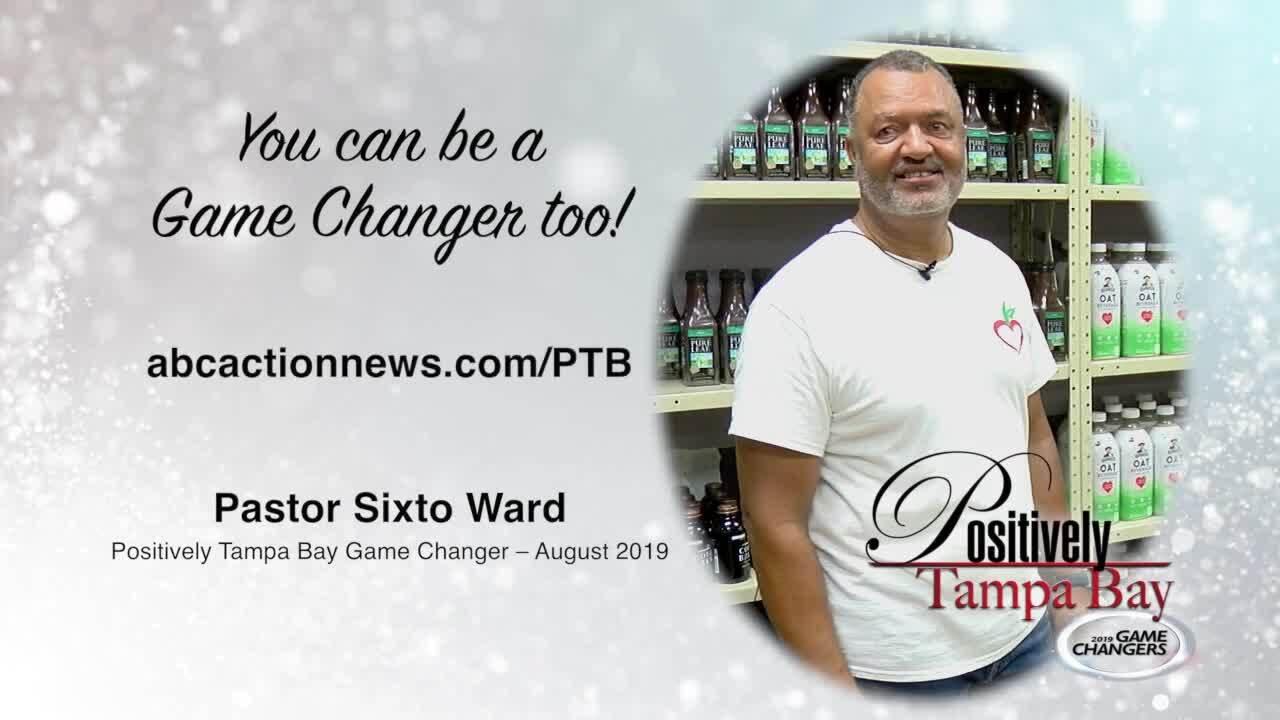Pastor Sixto Ward