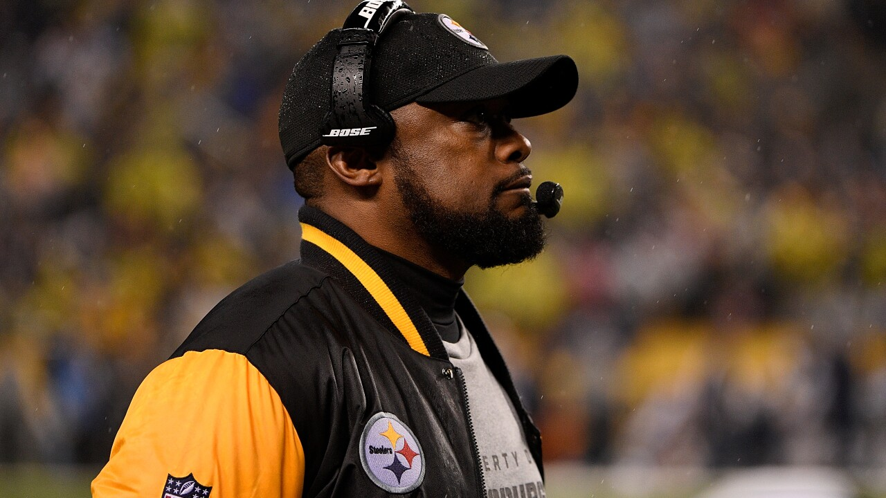 Steelers' Mike Tomlin mum on catch controversy, won't 'cry over spilled milk'