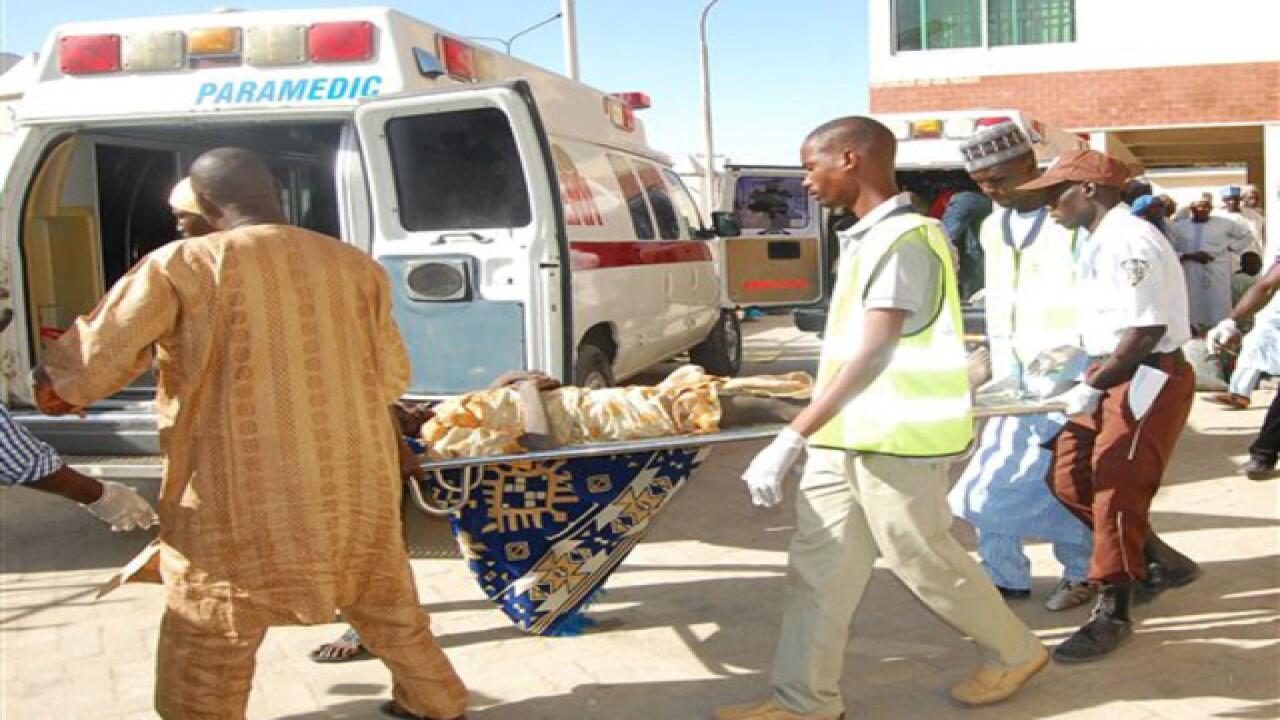 Hundreds of Boko Haram hostages freed
