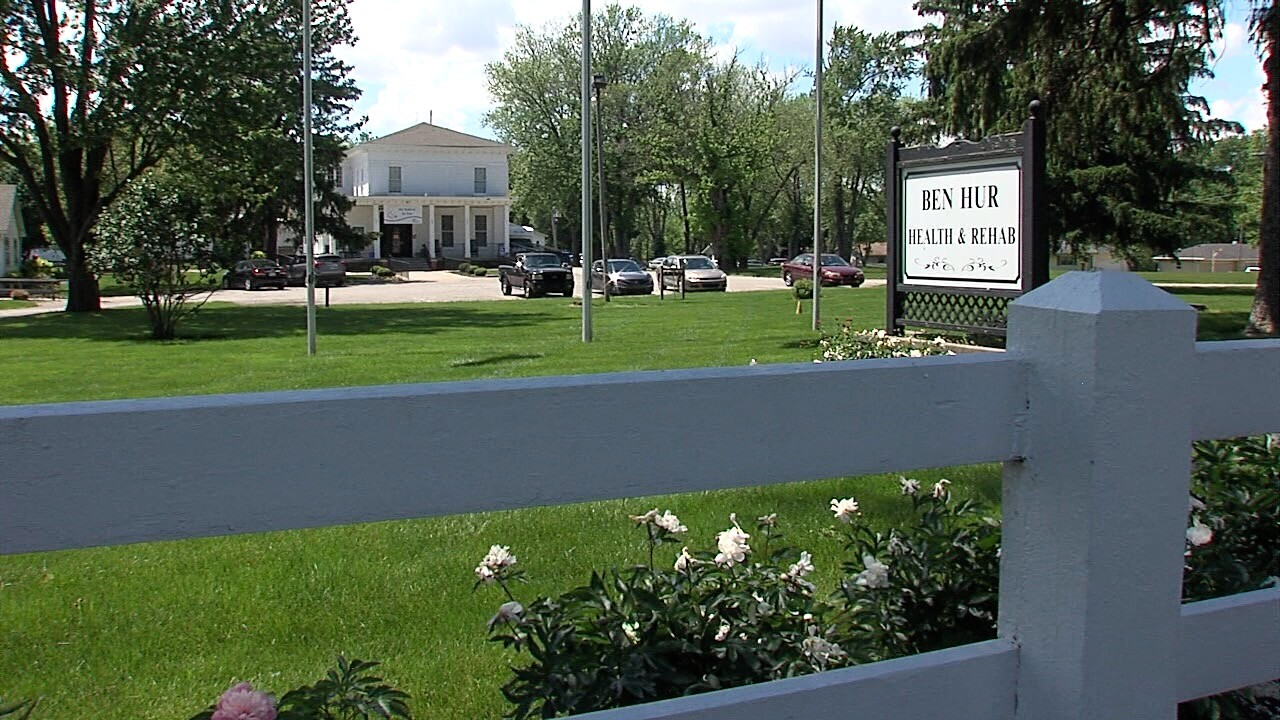 Ben Hur Health & Rehab in Crawfordsville is operated by American Senior Communities