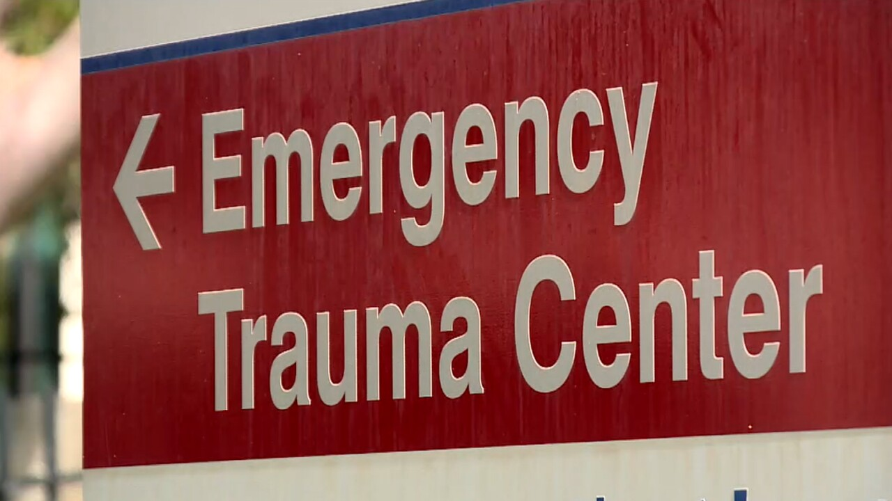 The emergency ward entrance at Jupiter Medical Center on Aug. 12, 2021.jpg