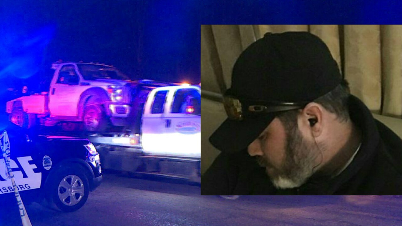 Tow truck driver killed in Petersburg neighborhood; suspect arrested
