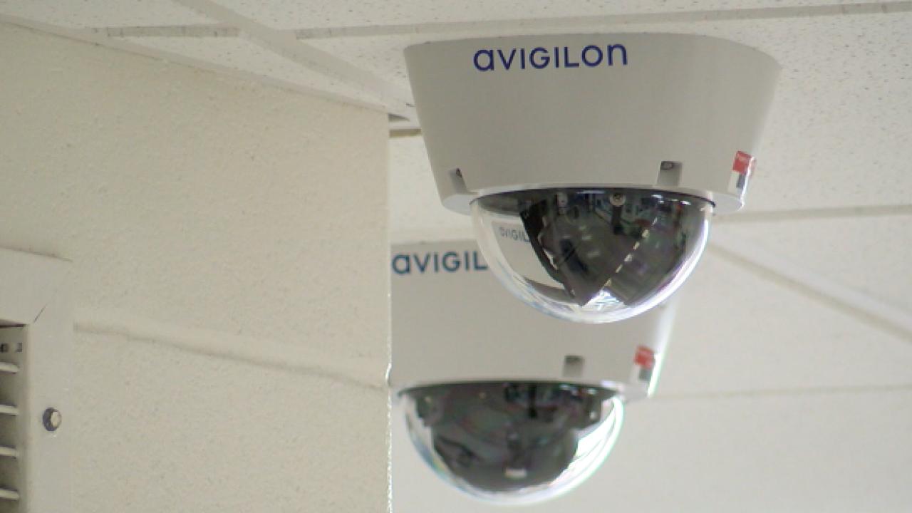 Grandview security cameras
