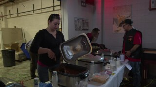 Chili cook-off helps Helena Food Share