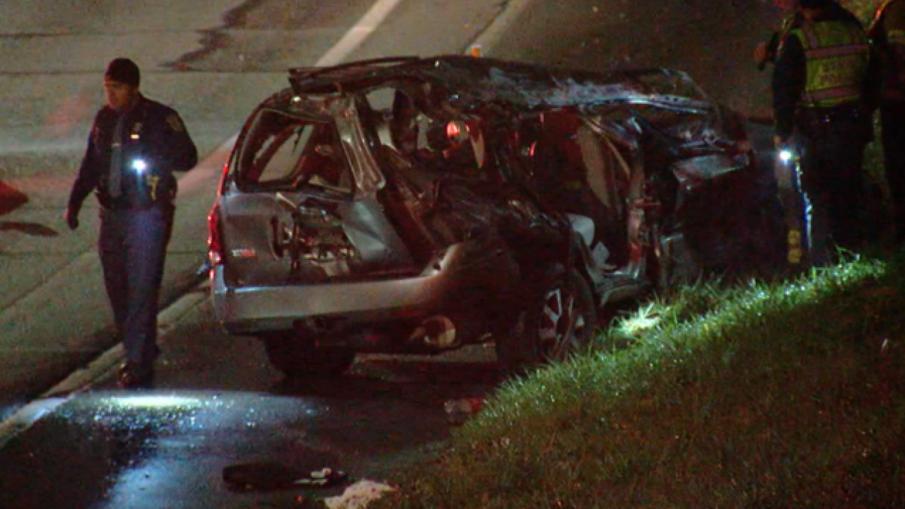 First responders call I-94 crash that killed 4 'worst they