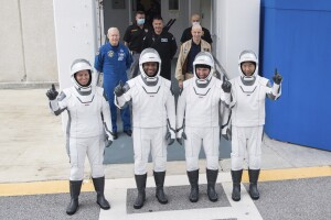 NASA, SpaceX teaming up for another historic launch on Saturday