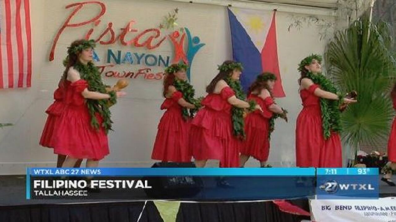 Seventh annual Filipino Festival held in Tallahassee