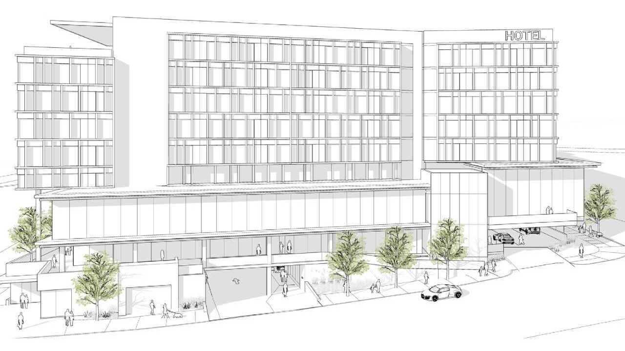 Plans for 2 Country Club Plaza hotels to test Plaza height
