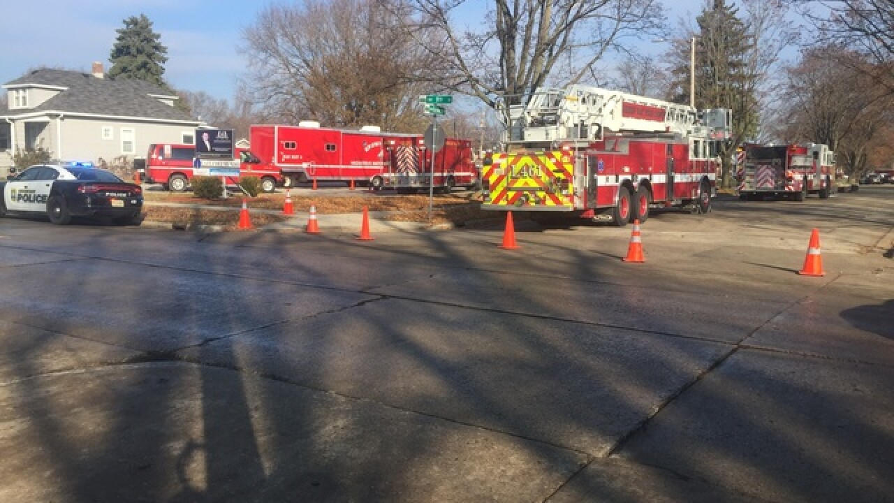 Green Bay Police discover hazardous chemicals in home