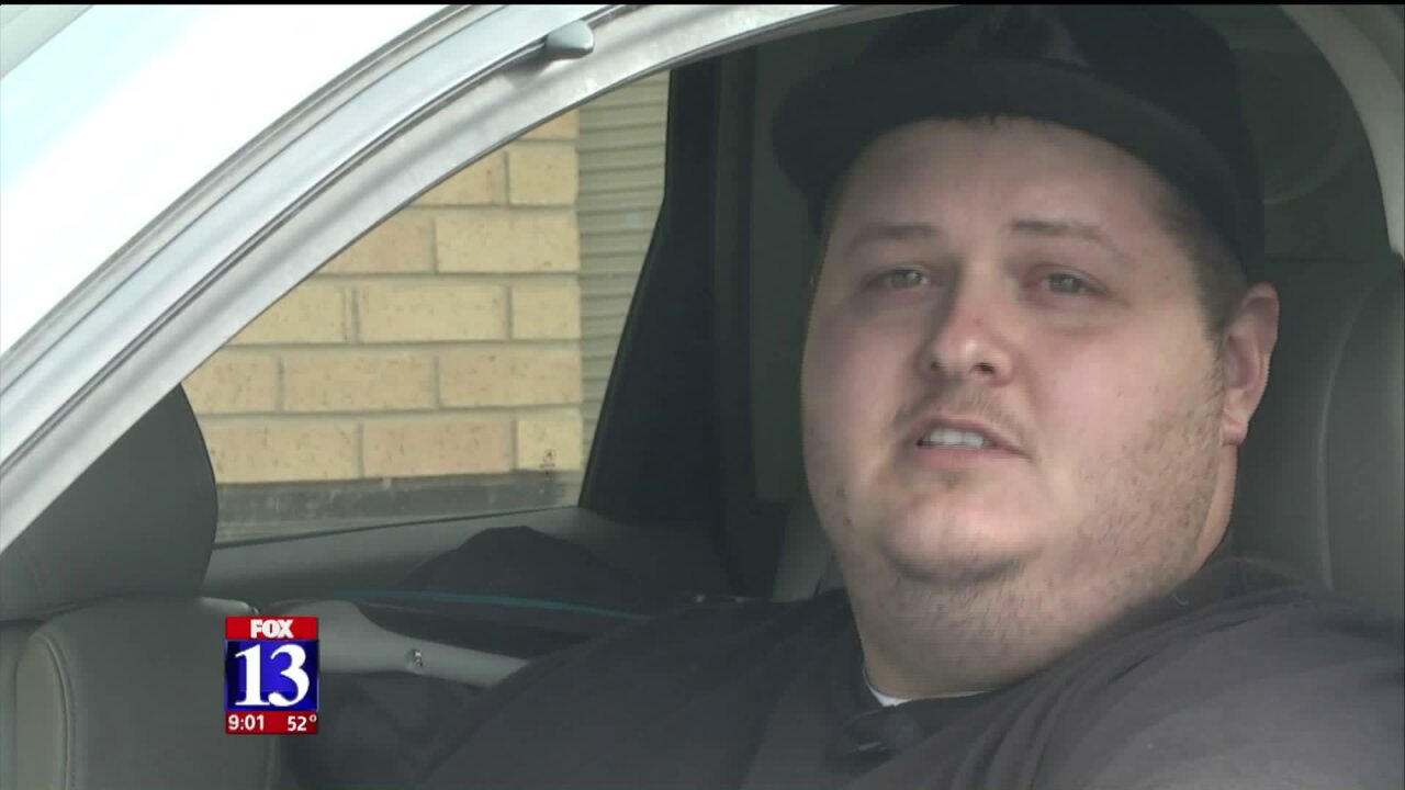 Good Samaritan with concealed firearm comes to rescue of Utah police officer duringassault