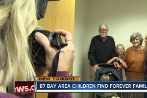 87 Tampa Bay area children find forever families