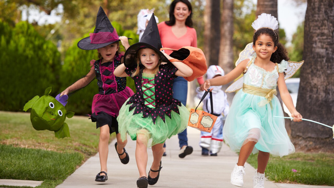 The Red Headed Witches Halloween costume ideas