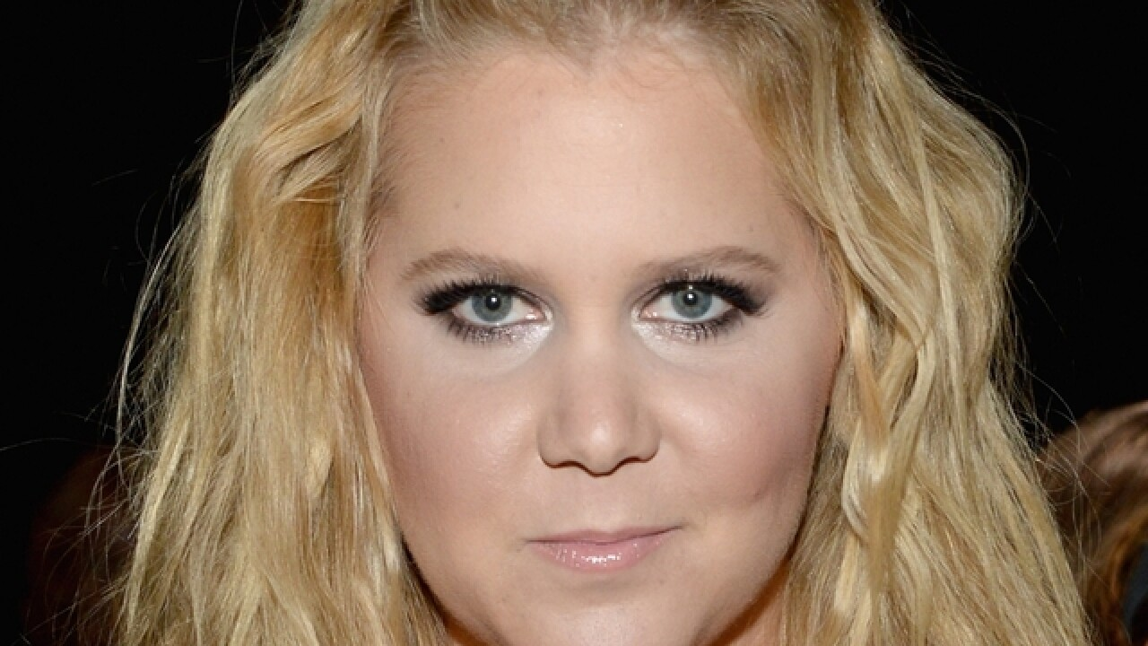 Comedian Amy Schumer responds to backlash that followed Trump comments at Florida show