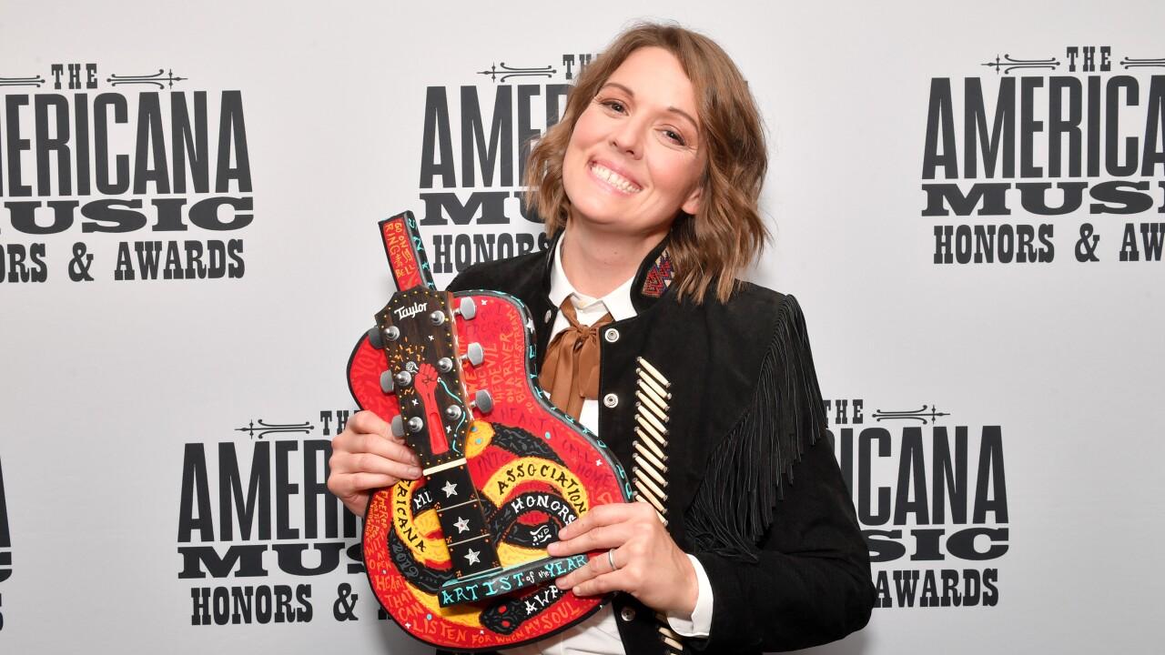 2019 Americana Honors & Awards - Backstage