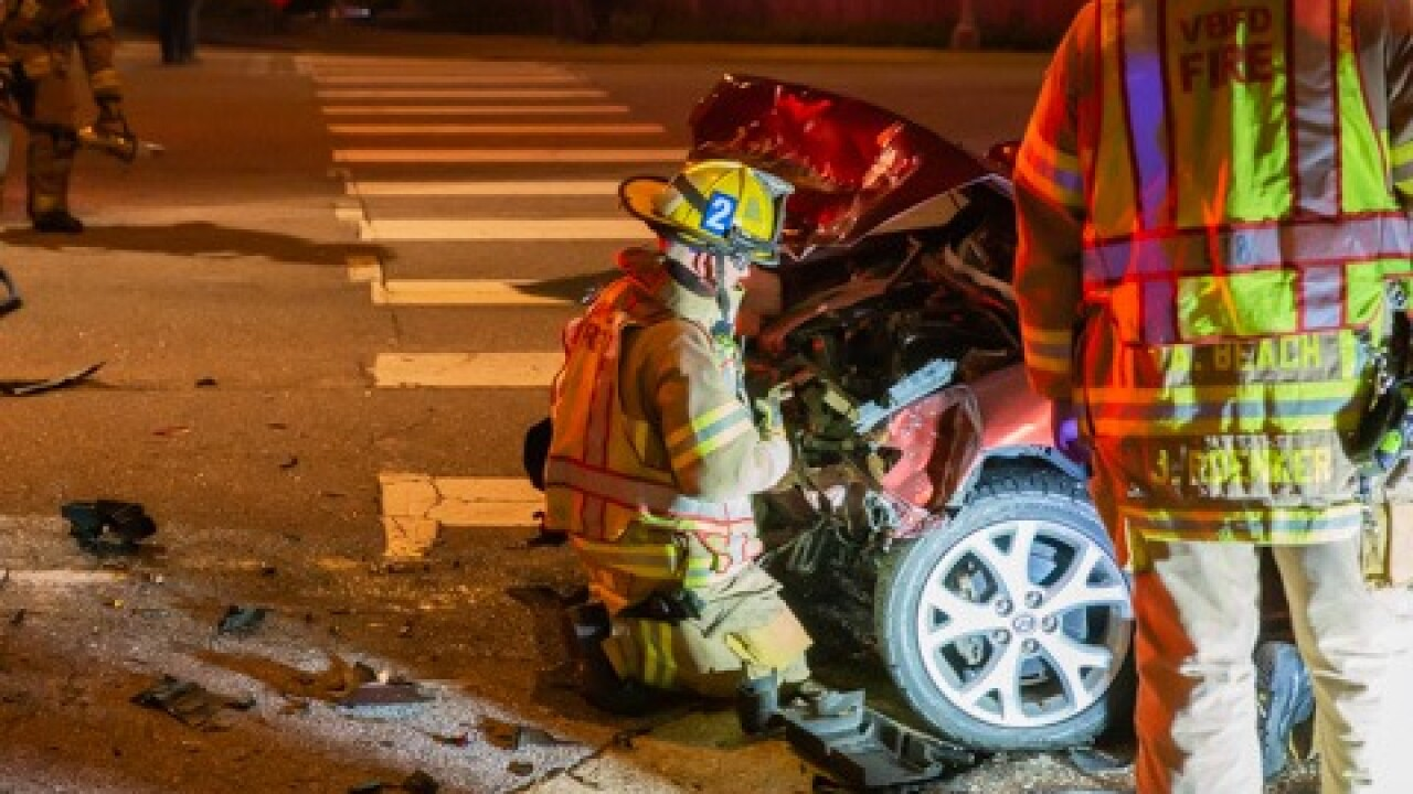 VB Lynnhaven Parkway and Pleasant Valley Road crash (February 12).jpg