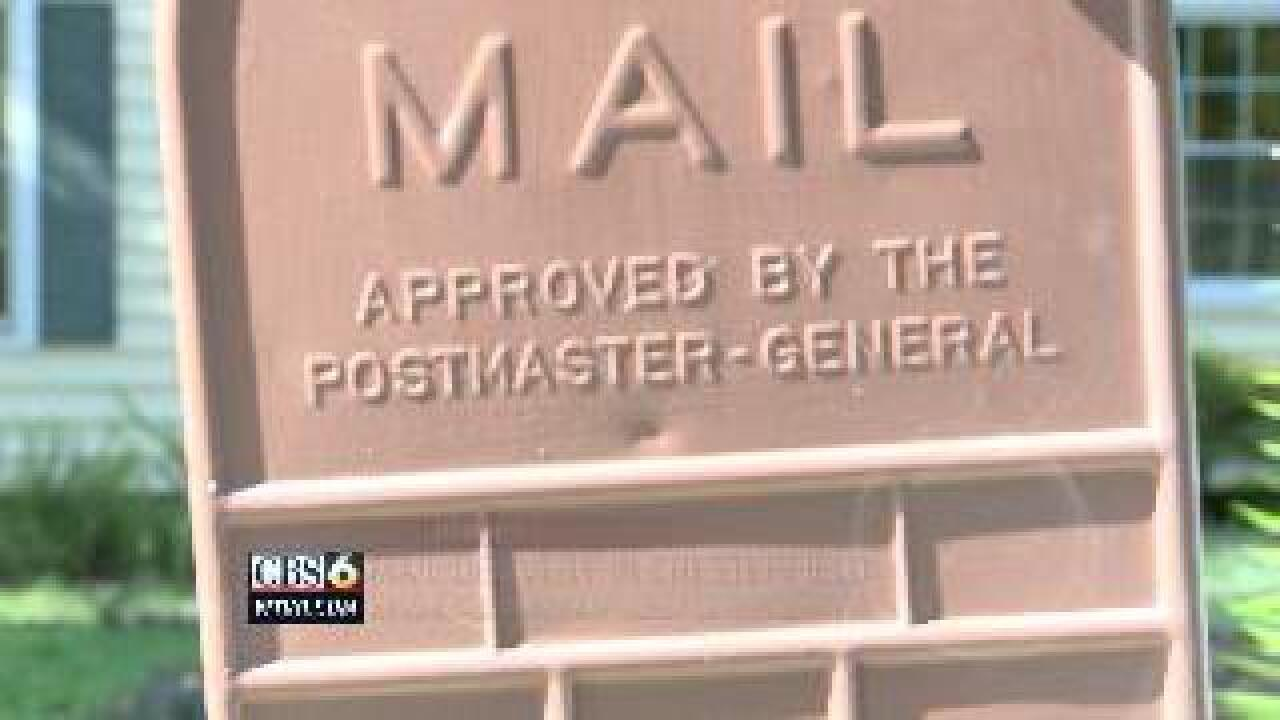 USPS says Columbus Day backed up mail, explains other late deliveries