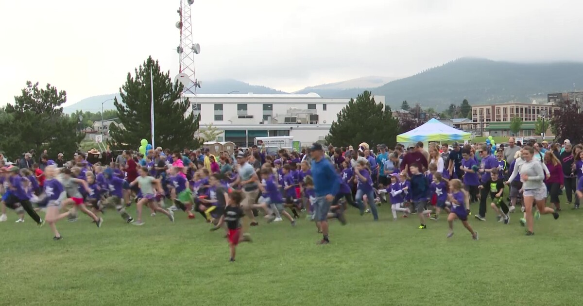 Helena Family Fun Fest gets kids moving