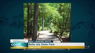 Some of the best camping spots in Virginia on CoastLive