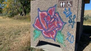 Flathead FAS Vandalism