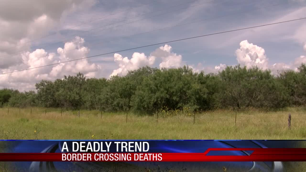 Brooks County dealing with an influx of undocumented immigrant deaths