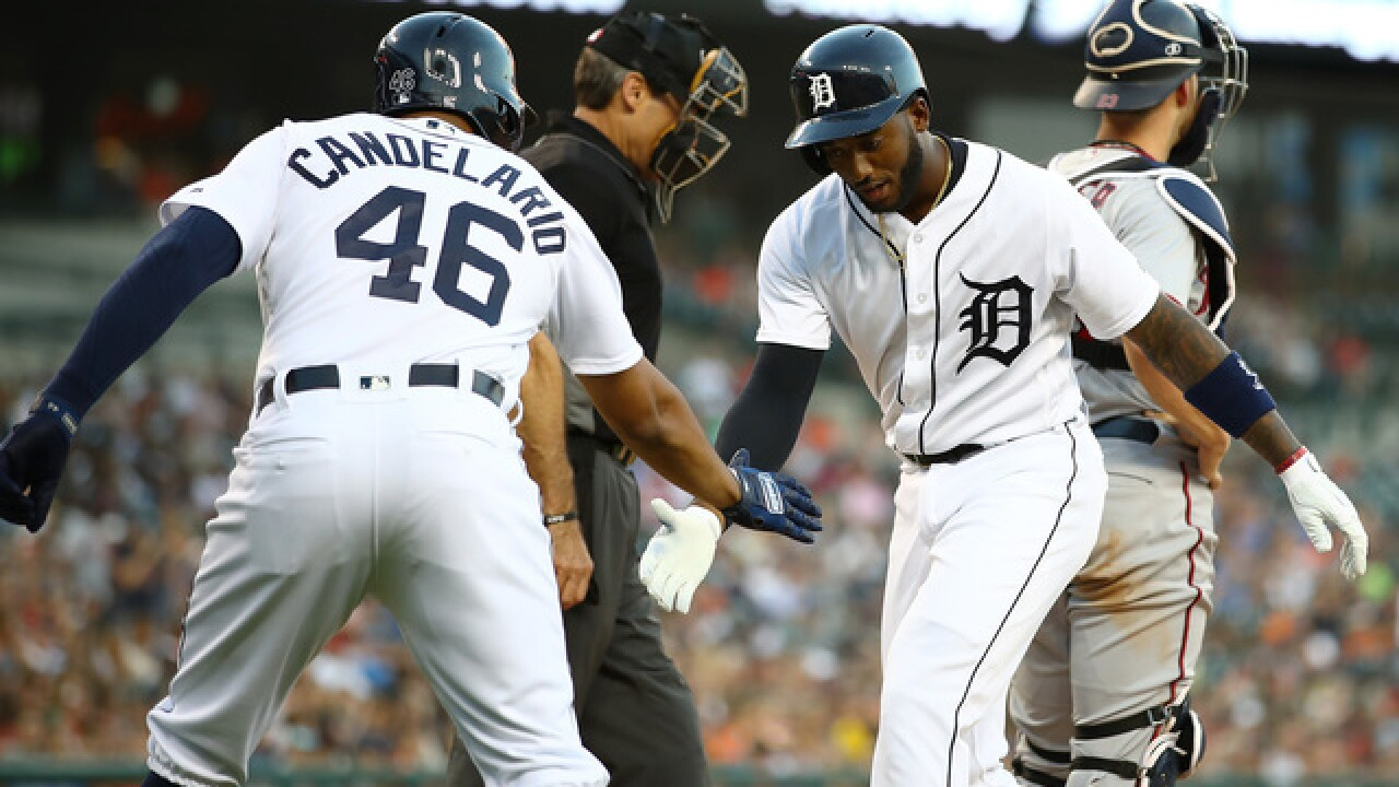 Jose Iglesias, Niko Goodrum help Tigers end six-game losing streak